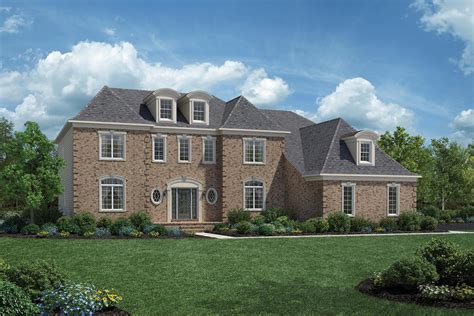 luxury homes in marlboro md hton at marlboro ridge the estates luxury new homes