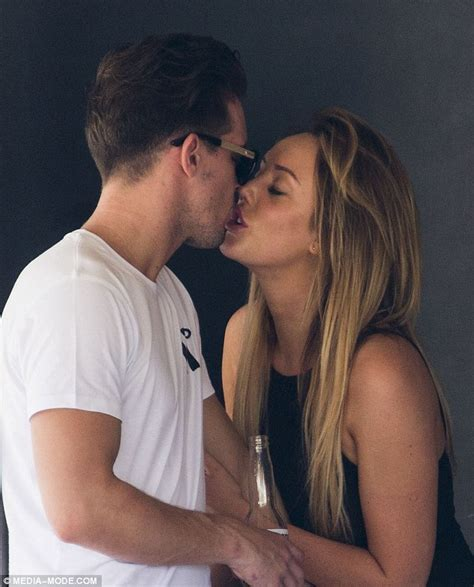 gary beadle geordie shore will make me a millionaire by geordie shore s charlotte crosby and gaz beadle kiss while