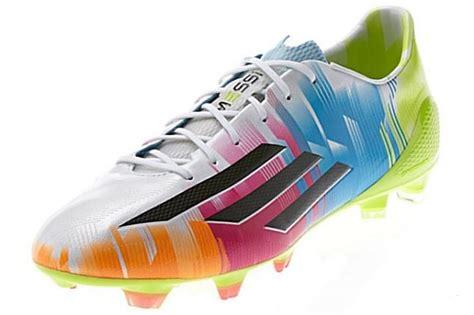 messi football shoes 2014 messi f50 adizero rainbow soccer cleats 101