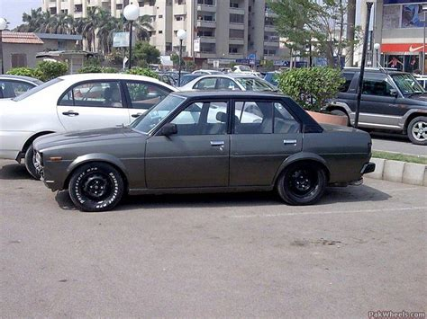 nissan sunny 1990 modified toyota corolla 1980 of civilizeddevil member ride 17063