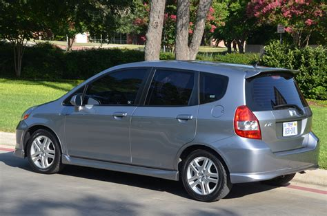 Honda Fit 2007 by Honda Fit 2007 Reviews Prices Ratings With Various Photos