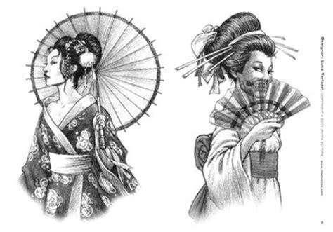 Geisha Tattoo Profilo | geishas
