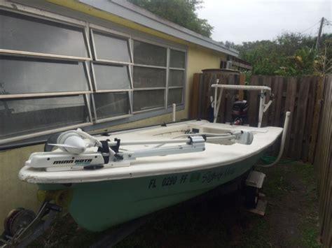 johnsen skiff boat sold expired 15ft johnsen skiff w 25hp merc microskiff