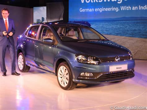 volkswagen ameo price volkswagen ameo launched spec price features overview