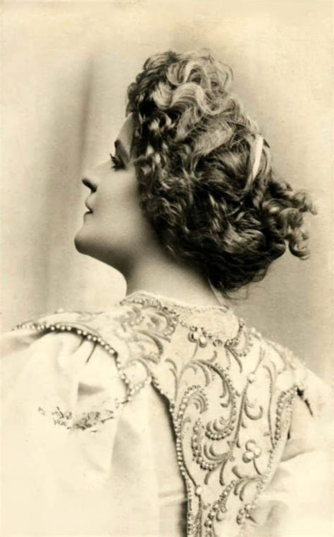 edwardian hairstyles history 35 best hairstyles of history images on pinterest