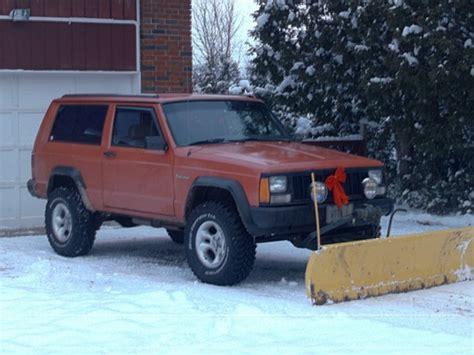 Jeep Plow Jeep Plow Mount