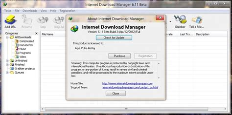 internet download manager 6 11 beta build 3 full crack internet download manager 6 11 beta build 3 full cracked