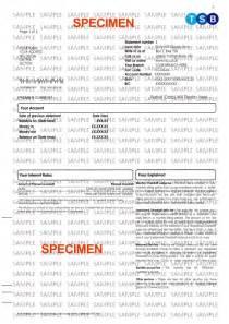 uk bank statement templates bank statements documents utility bills sles