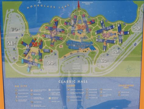 pop century resort map walking around the pop century resort easywdw
