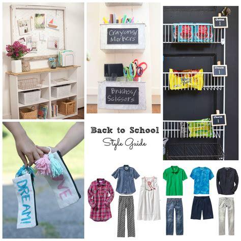 On The Shelf Back To School by Back To School Style Guide A Diy Shelf Restless Arrow