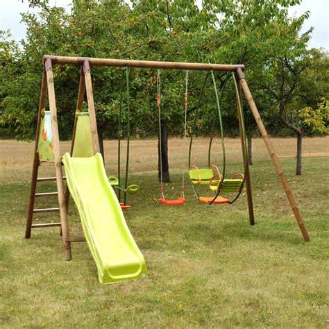 balancoire bois enfant – Fabriquer une balançoire simple pour enfant