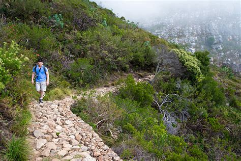table mountain climbing south africa s iconic table mountain in cape town goway