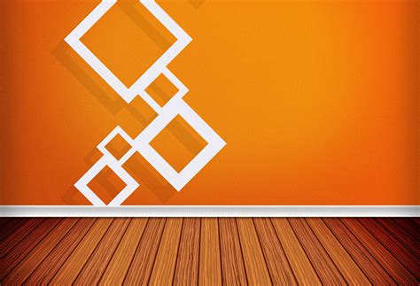 orange wall orange wall interior design interior design