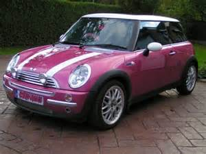 Mini Cooper S Pink Pink Mini Cooper Related Images Start 50 Weili