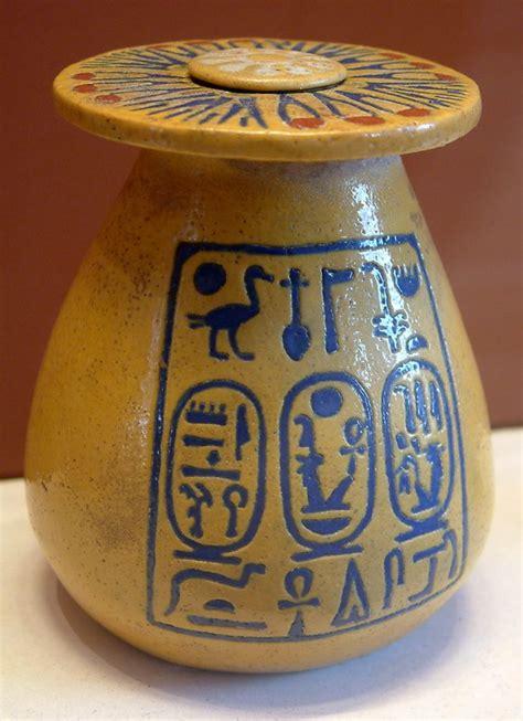 imagenes de vasijas egipcias cer 225 mica egipcia