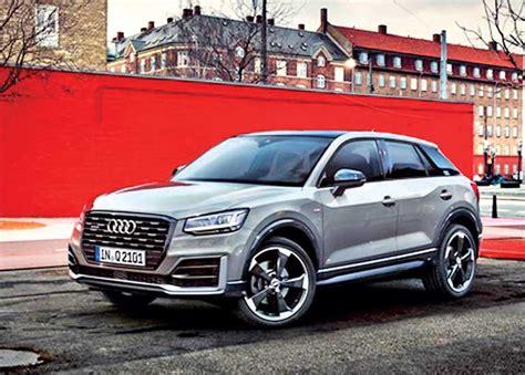 Audi Automobile senok automobile introduces audi q2 to sri lanka ft online