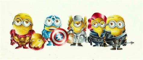 imagenes de minions avengers where is minion hulk by rommeldrawlines 12 on deviantart