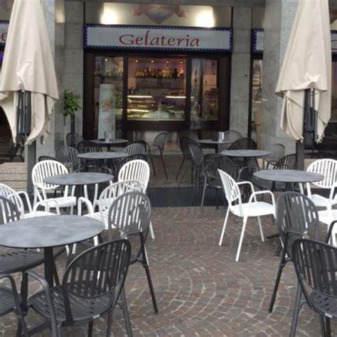 Sedie Brianza Srl fornitura di sedie e tavoli per gelateria a monza