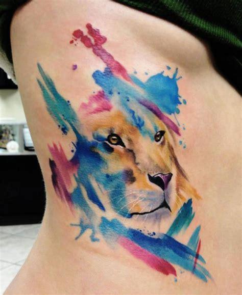 tatuagem aquarela fotos e onde fazer bar metrosexual