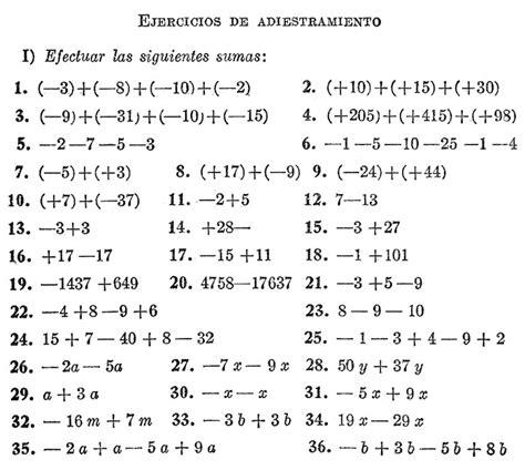imagenes de actividades matematicas matem 225 ticas ejercicios de adiestramiento