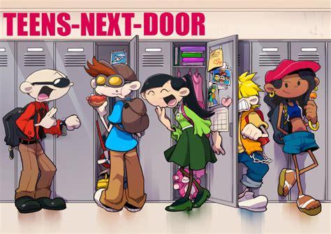 Next Door Characters by Image 752506 Codename Next Door Your Meme