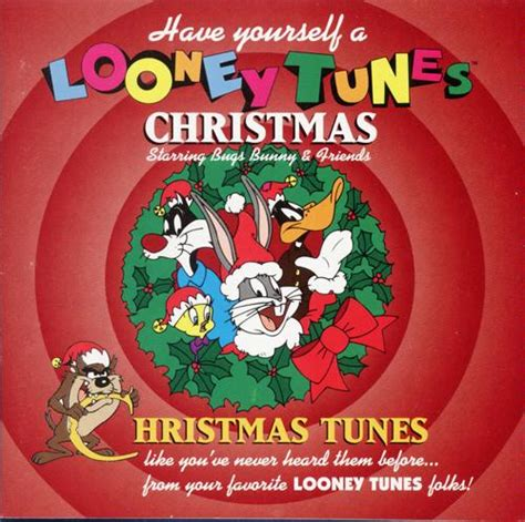 xmas tunes yourself a looney tunes specials wiki