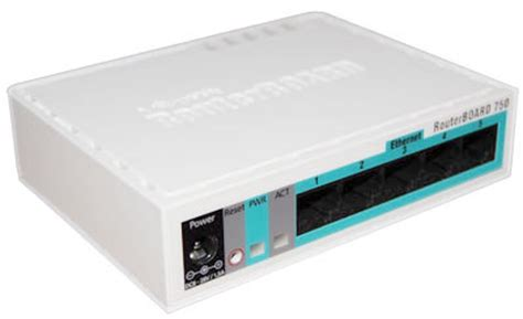 Router Mikrotik Rb750gl Mikrotik Routerboard Rb 750gl Rb750gl 5 Port 10 100 1000 Switch And Or Router In Molded Plastic