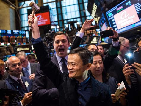 how alibaba founder ma became the richest person in