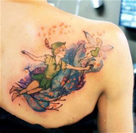 tatuaggio peter pan significato e galleria foto