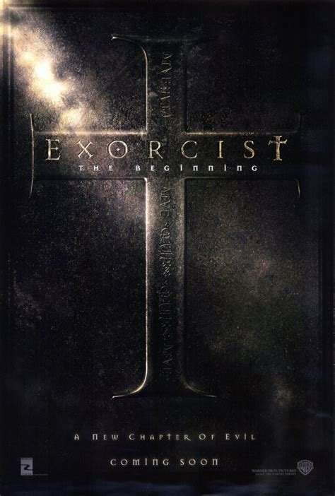 film online exorcist the beginning exorcist the beginning movie posters from movie poster shop