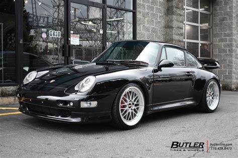 Porsche 993 Bbs by Porsche 993 Carrera 4s With 19in Bbs Lm Wheels