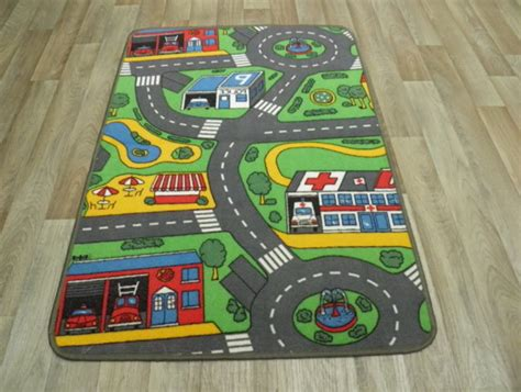 road rug for car road map rug home design ideas