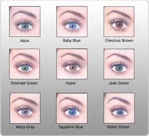 eye colors chart 1000 ideas about eye color charts on