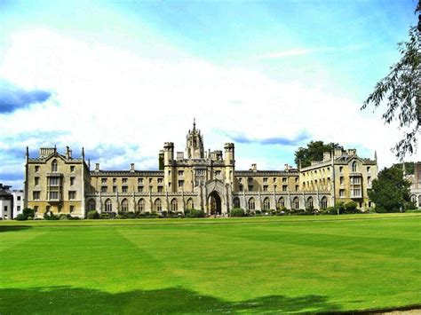 Cambridge Mba Cost by Cambridge 2nd Oldest Surviving