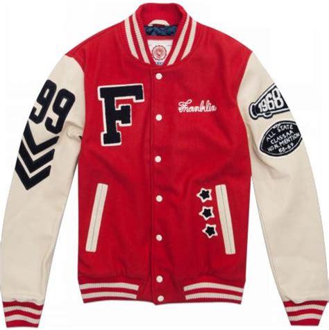 Jaket Sweater Marshall Lification chaqueta universitaria de hombre con aplicaciones decorativas varsity jacket