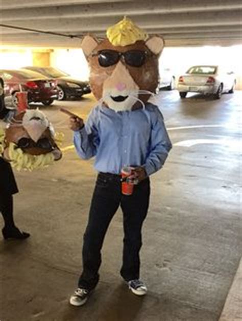 Kia Hamster Costumes For Adults Kia Hamsters Paper Mache Hamster Heads For Our