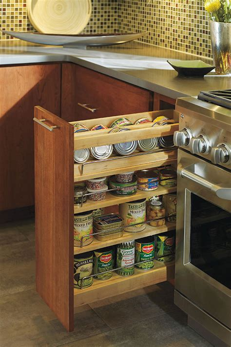 base spice pull  cabinet decora cabinetry