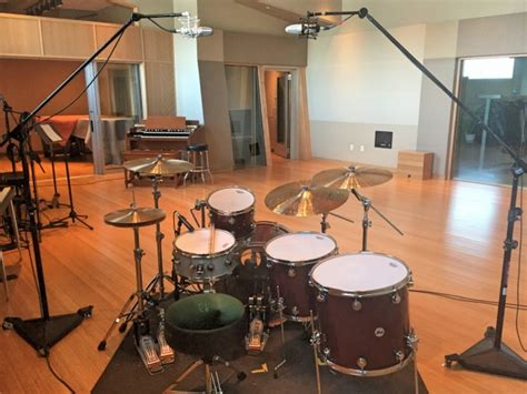 best room mics for drums how to mic drums for recording part 2 four microphones