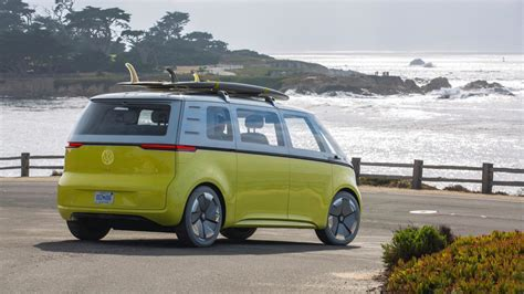 volkswagen buzz price what driving the i d buzz tells us about vw s future