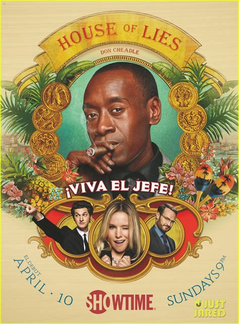 House Of Lies Season Five Gets New Poster Trailer Photo 3584673 Don Cheadle
