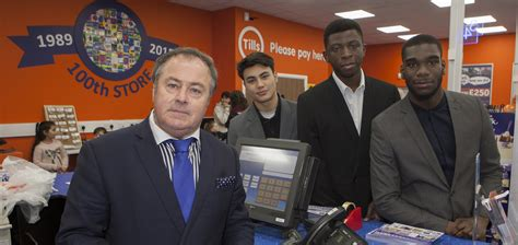 the range in plymouth the range owner rewards student entrepreneurs at 100th