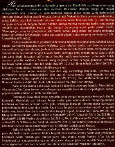 Ensiklopedia Muhammad 1 Buku Islam Referensi Sejarah Biografi ensiklopedia kitab kitab rujukan hadis hadis ulumul hadis