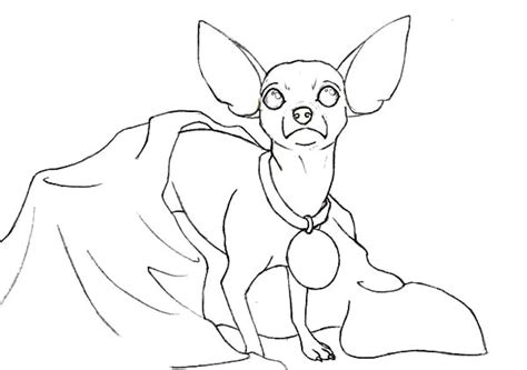 Chihuahua Coloring Pages Printables by Chihuahua Coloring Pages Coloring Pages