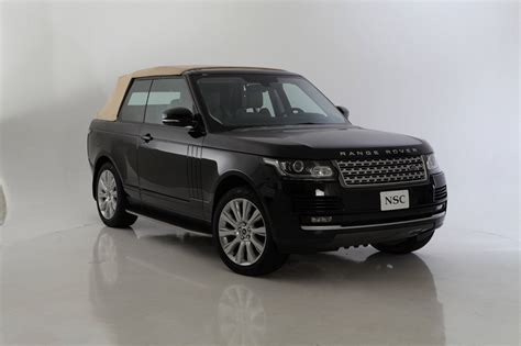 land rover two door range rover 2 door convertible mega engineering vehicle