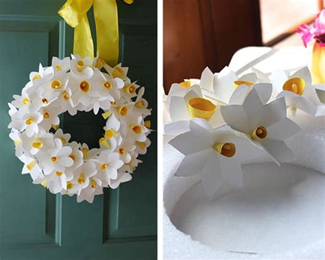 How To Make Paper Flowers Out Of Coffee Filters - 20 diy paper flower tutorials how to make paper flowers