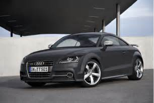 audi sends out second tt with some updates for 2015