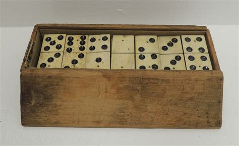 Handmade Dominos - dominoes handmade early american set in handmade wooden