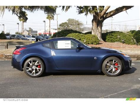nissan midnight blue midnight blue 2013 nissan 370z sport touring coupe