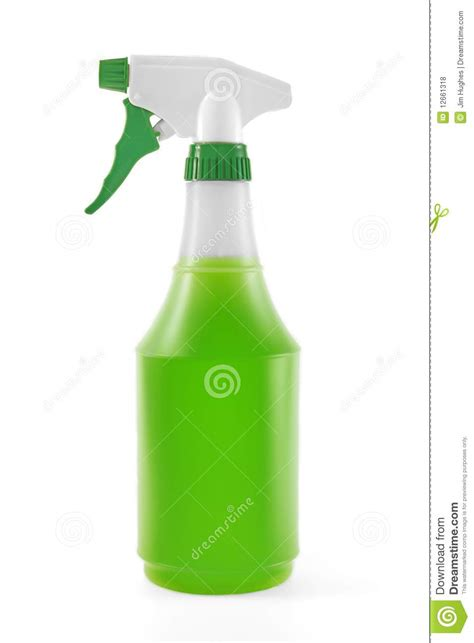 Sprei Green Green Spray Bottle Royalty Free Stock Photos Image 12661318