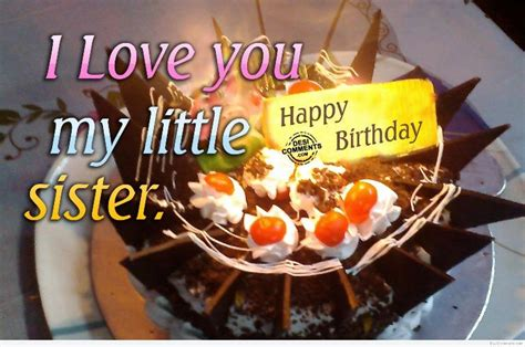 Happy Birthday Younger Wishes Birthday Wishes For Younger Sister